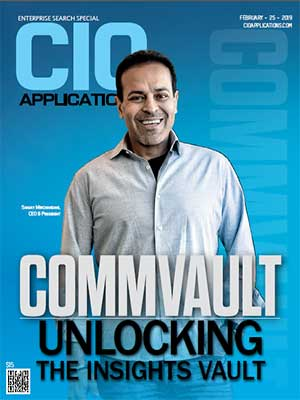 Commvault: Unlocking the Insights Vault